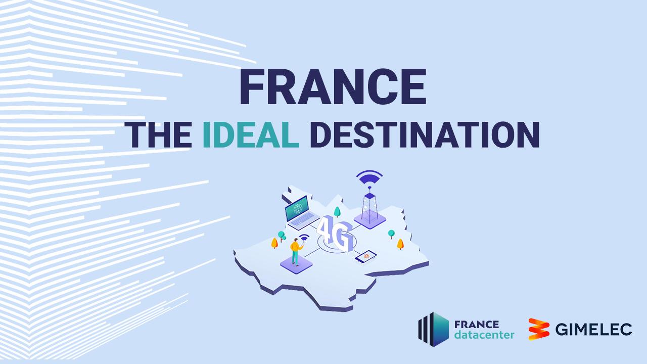 Motion Design : «France, The Ideal Destination» (sous-titré)